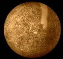 Меркурий - горячая планета