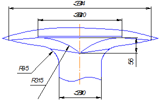 Проектирование пневмогидросистемы первой ступени баллистической ракеты