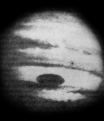 Юпитер, Cатурн, Уран и Нептун