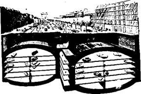 Зонирование: микрорайоны и кварталы
